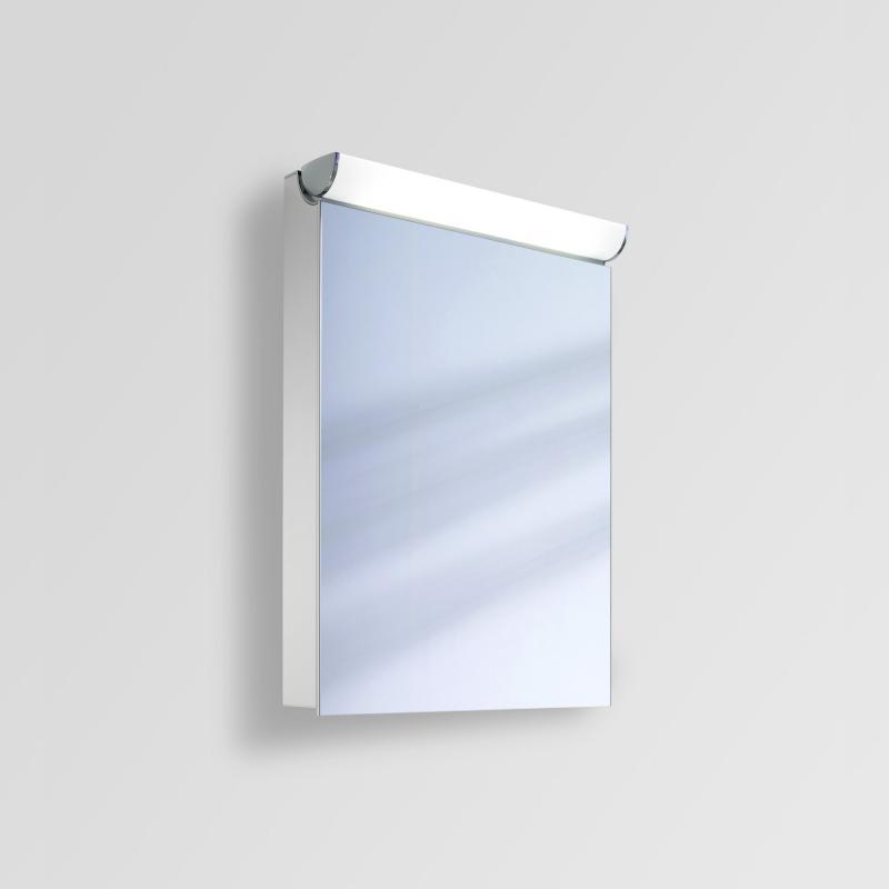 Schneider Faceline Spiegelschrank Mit Led Beleuchtung Steckdose
