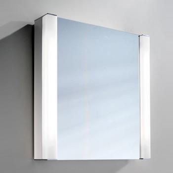 Schneider PEPLINE Spiegelschrank B: 60 H: 64 T: 13,5 cm, 1 Tür