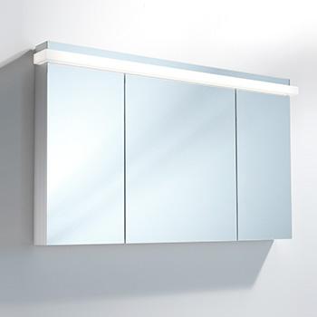 Schneider TAIKALINE Spiegelschrank B: 130 H: 78,5 T: 15 cm, 3