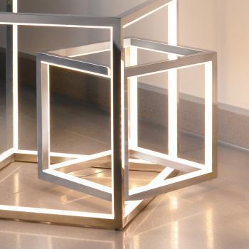Sompex Delux LED Tischleuchte/Bodenleuchte