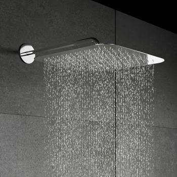 "Steinberg Sensual Rain ""Rain Shower"" Regenbrause ultraflach edelstahl poliert"