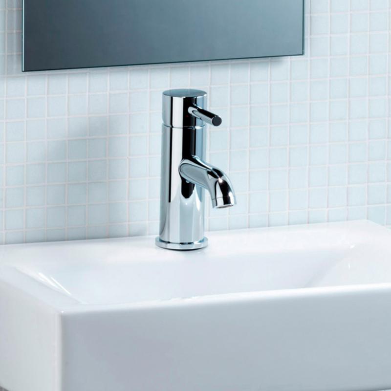 steinberg serie 100 waschtisch einhebelmischbatterie ohne ablaufgarnitur 100 1050. Black Bedroom Furniture Sets. Home Design Ideas