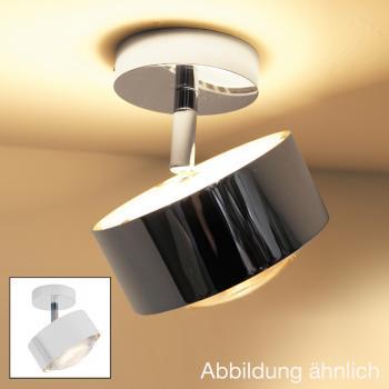 Top Light Puk Maxx Turn Up-/Downlight LED Deckenleuchte ohne Zubehör