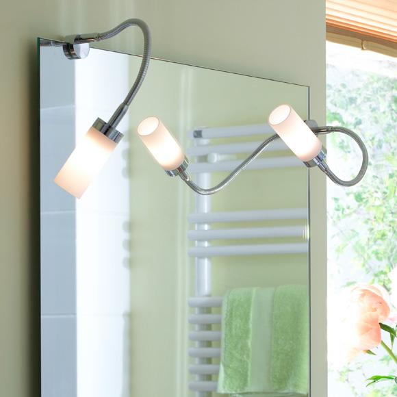 Einzigartig Top Light Spiegelleuchte Fix - 3-2020103#ABVERKAUF - Emero.de MU91