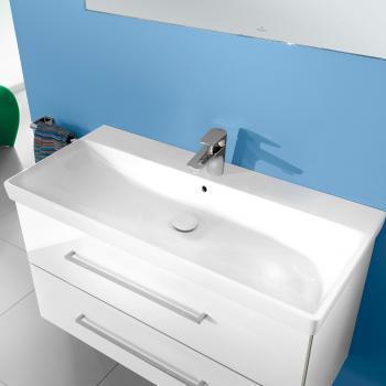Villeroy & Boch Avento Möbelwaschtisch weiß mit Ceramicplus