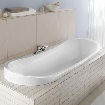 ovale badewanne superg nstig online kaufen. Black Bedroom Furniture Sets. Home Design Ideas