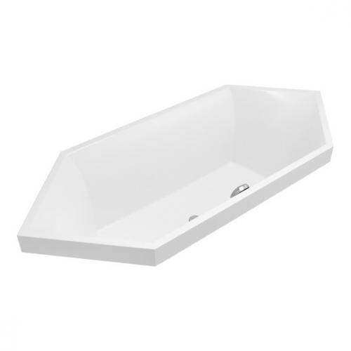 villeroy boch squaro sechseck badewanne wei ubq190sqr6v 01. Black Bedroom Furniture Sets. Home Design Ideas