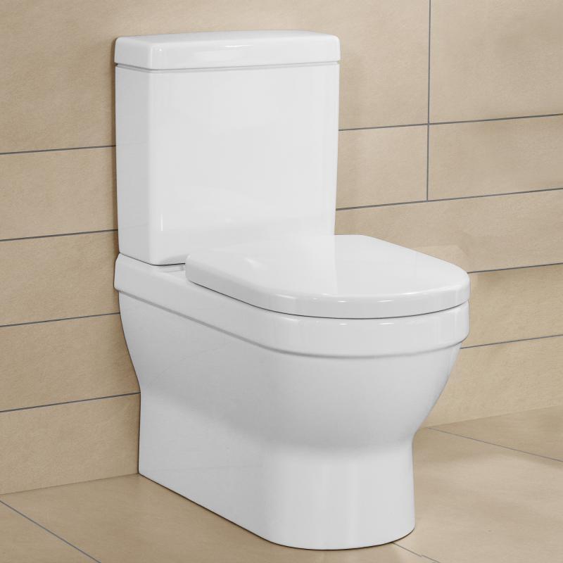 villeroy boch architectura stand tiefsp l wc f r kombination wei 56861001. Black Bedroom Furniture Sets. Home Design Ideas