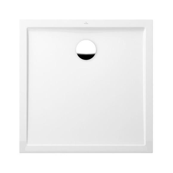 villeroy boch futurion flat rechteck duschwanne wei udq0900ffl1v 01. Black Bedroom Furniture Sets. Home Design Ideas