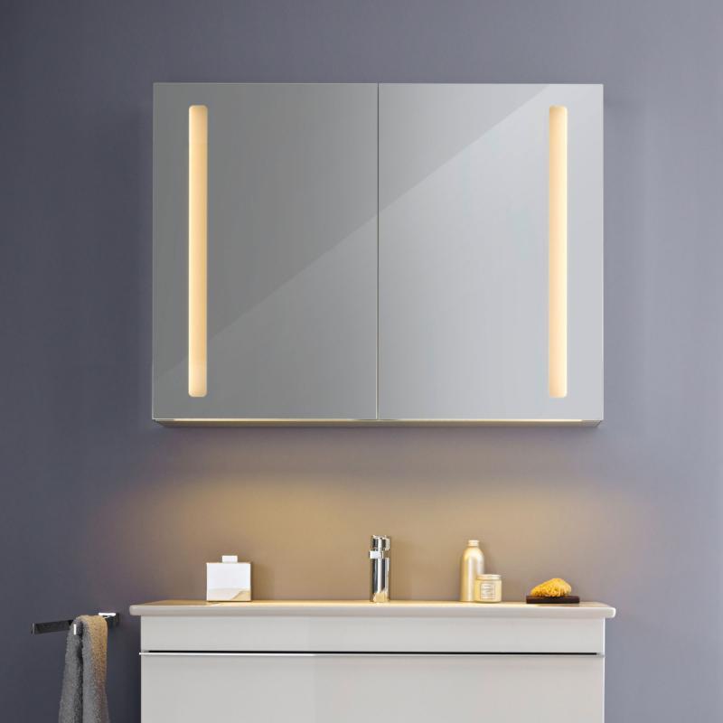 Villeroy & Boch My View 14 Spiegelschrank mit LED-Beleuchtung ...