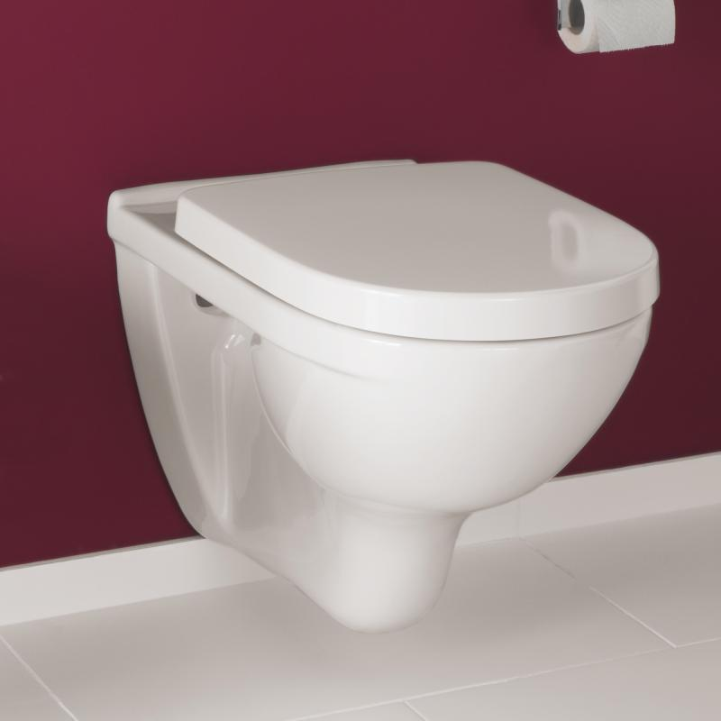 villeroy boch wand tiefsp l wc wei 56601001. Black Bedroom Furniture Sets. Home Design Ideas