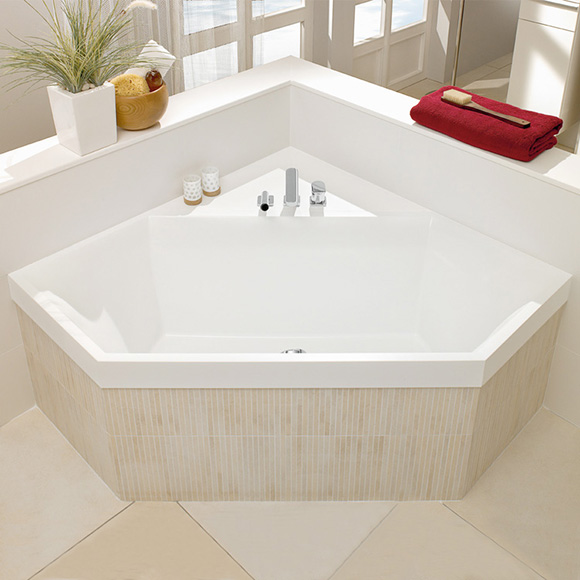 Eckbadewanne verkleiden  Finden Sie das perfekte Design für Ihre Badewanne! - Emero Life