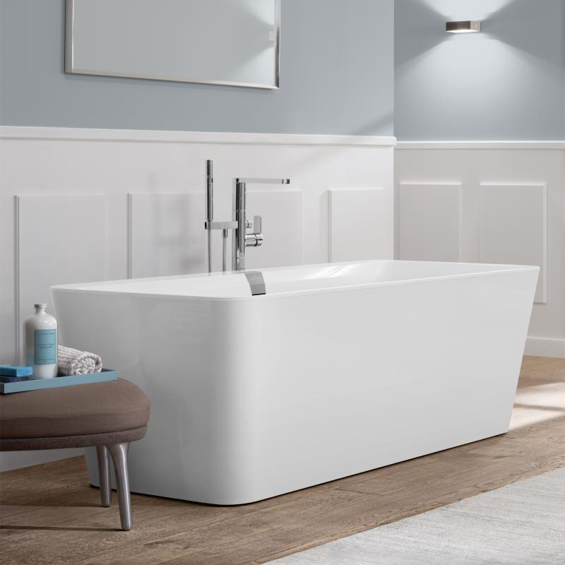 villeroy boch squaro edge 12 freistehende badewanne wei ubq180sqe7pdv 01. Black Bedroom Furniture Sets. Home Design Ideas
