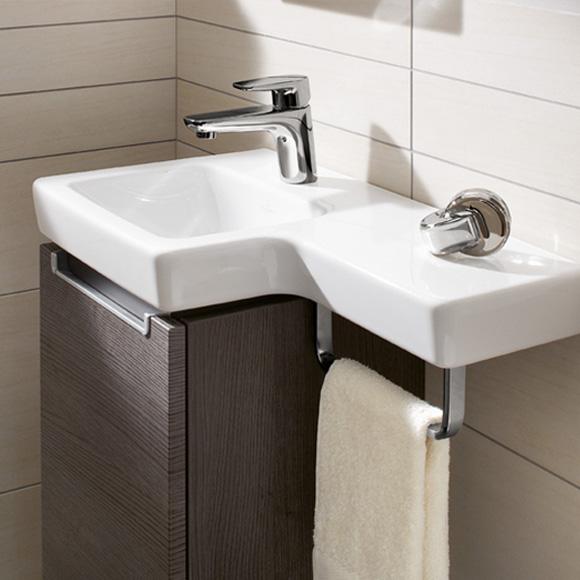 Villeroy & Boch Subway 2.0 Handwaschbecken weiß ohne Überlauf ...