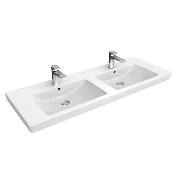 Doppelwaschtische & Doppelwaschbecken - Emero.de | {Doppelwaschtisch 83}